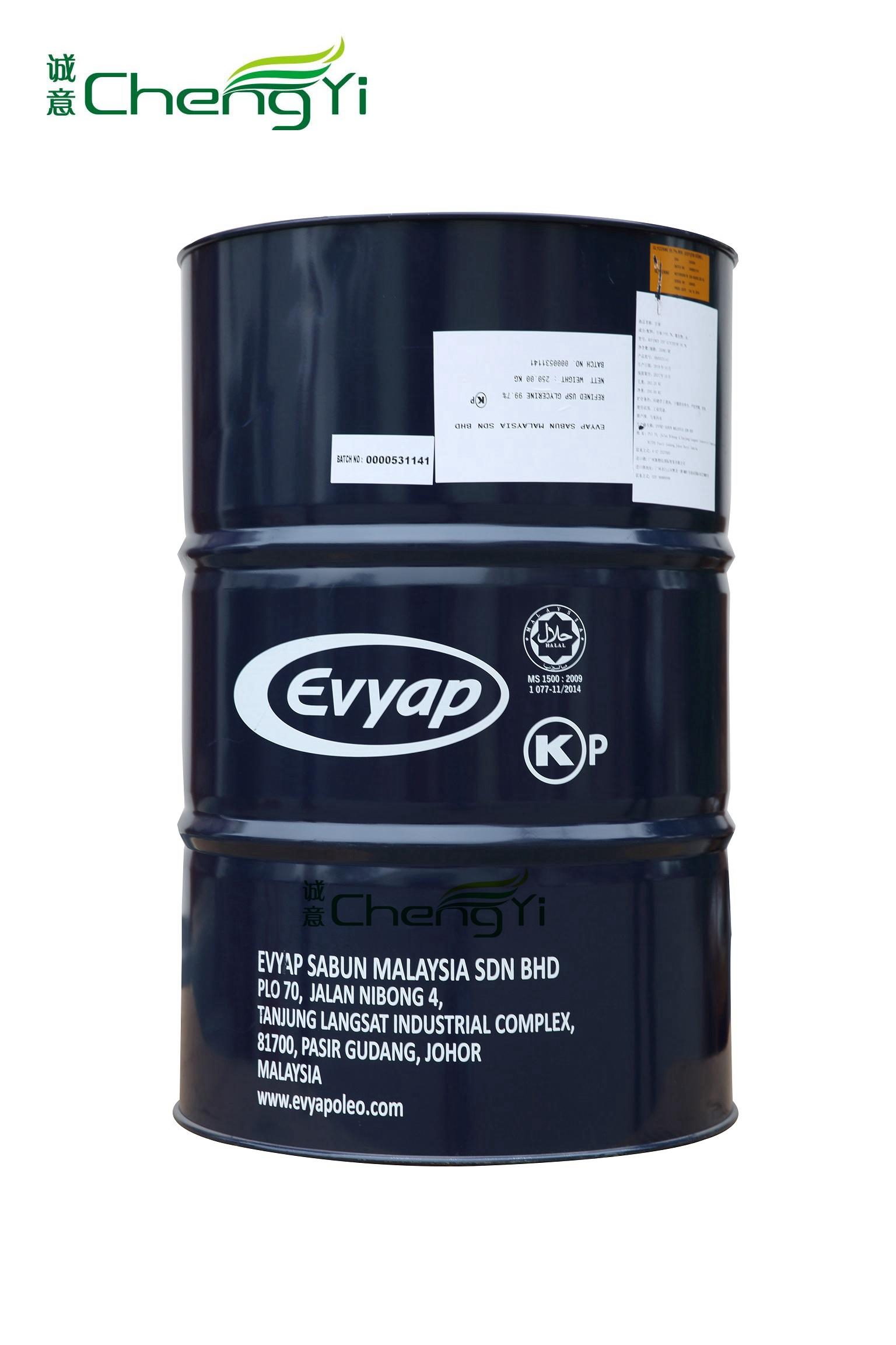 马来西亚Evap甘油